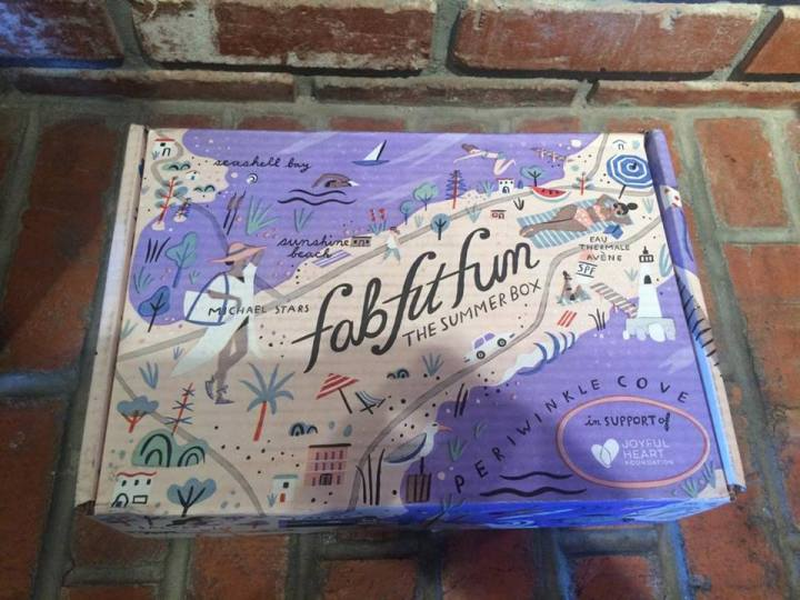 fabfitfun – SummerEdition