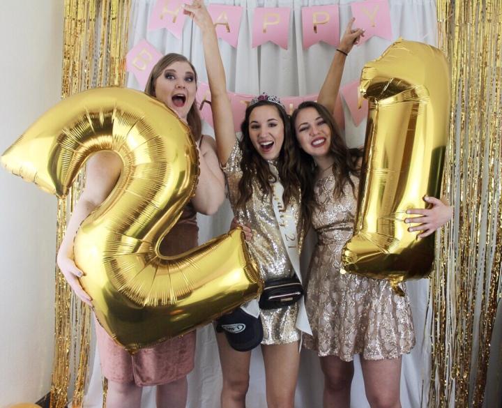 A 21 Celebration