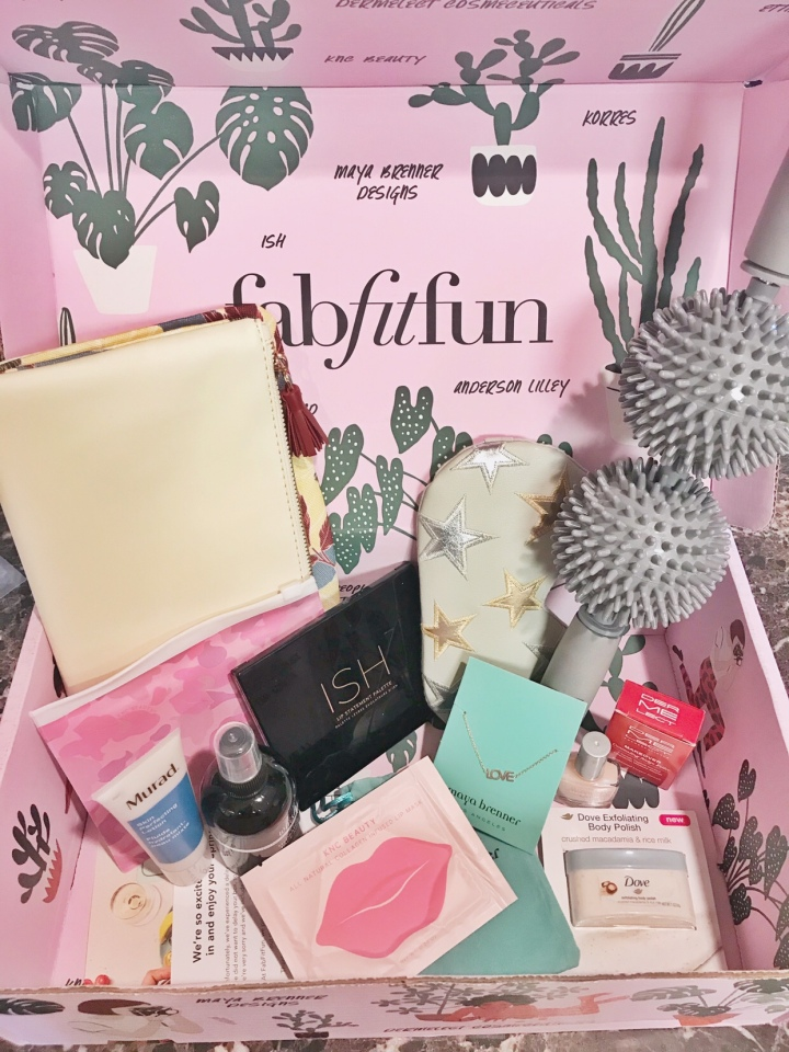 FabFitFun – 2018 SpringEdition